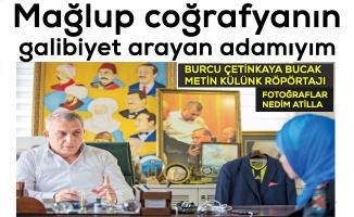 Burcu Çetinkaya Bucak'ın Metin Külünk'le Çok Özel Röpörtajı