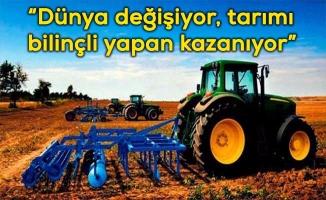 Çiftçiye Modern Tarım Çağrısı