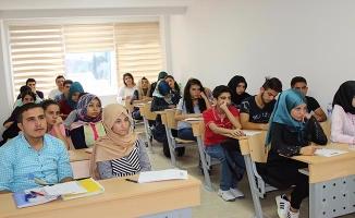 Eğitim Merkezlerine Öğrencilerden Yoğun İlgi