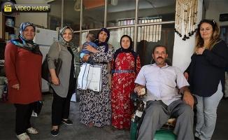 Engelli İki Ailenin Evleri Yenilecek