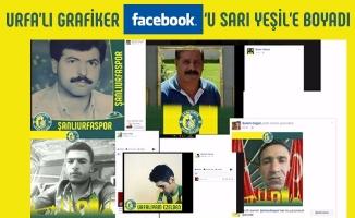 Facebook, Şanlıurfaspor'un Fotoğraf Çerçevesini Onayladı