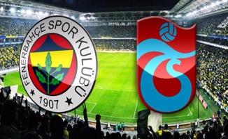 Fenerbahçe ile Trabzonspor 120. Randevuda