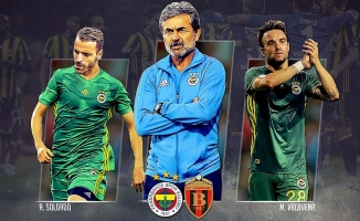 Fenerbahçe'nin Avrupa'da güvencesi Kadıköy