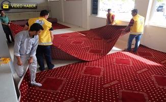 Harran Üniversitesindeki Misafirhane Hazır Hale Getiriliyor
