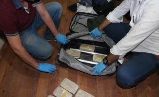 Mardin'de 4 kilo 590 gram eroin ele geçirildi