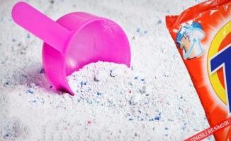 Şanlıurfa'da tonlarca sahte deterjan ele geçirildi