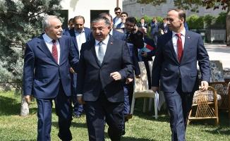 Şanlıurfa'nın Eğitimi Ankara'da Ele Alındı