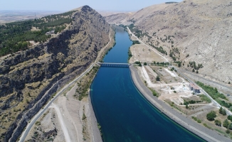 Atatürk Barajı'ndan 3,3 milyar liralık enerji üretildi