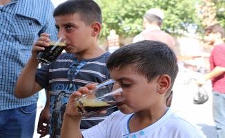 Sıcaklar Meyan Şerbetine Olan İlgiyi Arttırdı