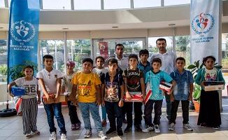 Siverekli Badmintoncular şampiyonluğa uğurlandı