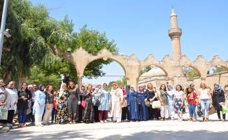 Siverekli Kadınlar Şanlıurfa'yı Gezdi
