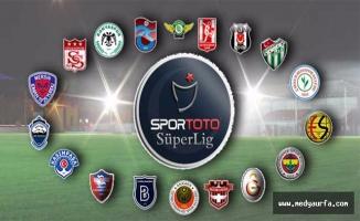 Süper Lig'de 6. hafta programı