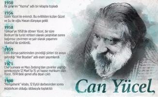 Türk şiirinin 'Can Baba'sı, vefatının 18. yılında anılıyor