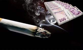 Türkiye'de Sigaraya Harcanan Para Dudak Uçuklattı