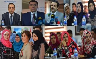 Türkler ve Suriyeliler İçin Tarımsal Mesleki Eğitim Projesi