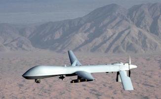 Viranşehir'de Mısır Tarlasına İnsansız Hava Aracı düştü