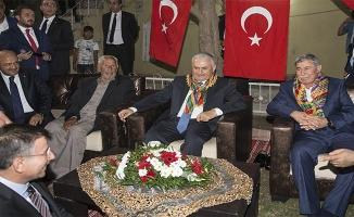 Başbakan Yıldırım, Badıllı ailesini ziyaret etti