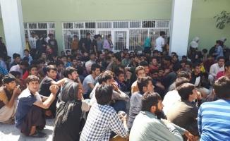 Batman'da 4 günde 419 kaçak göçmen yakalandı