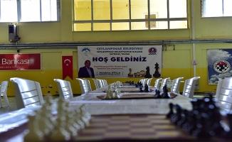 Ceylanpınar'da Ulusal Satranç Turnuvası