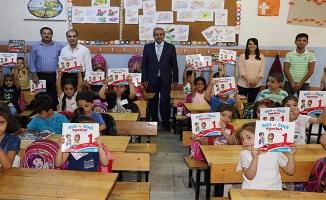 Demirkol Süleyman Şah İlkokulu öğrencileriyle buluştu
