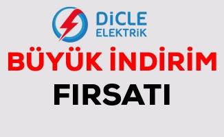 Dicle Elektrik'ten Kaçırılmayacak Fırsat !
