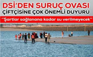 DSİ, 2 Ekim'de Suyu Kesecek