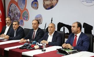 Fakıbaba, Başbakan'ın Şanlıurfa Programını Açıkladı