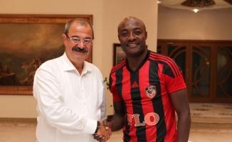 Gazişehir Gaziantep Webo'yu transfer etti