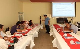 Haliliye'de ISO 9001:2015 ile ISO 50001 eğitimi
