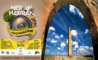 Harran'da 2. Geleneksel Foto Maraton Heyecanı