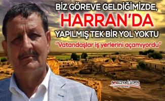 Harran'da Özyavuz Güven Tazeledi