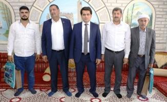 Harran Belediyesi Gazileri Unutmadı