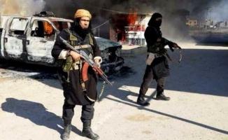 IRAK'ta DEAŞ'ın varlığı yüzde 3 geriledi