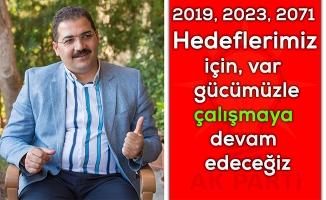 Mehmet Canpolat Teşekkür Etti