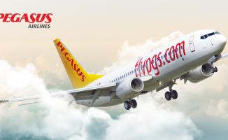 Pegasus'tan Ankara merkezli 2 yeni uçuş noktası