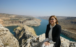 Rumkale dünya turizmine hazırlanıyor