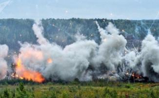 Rusya'nın askeri tatbikatı, komşularını endişelendiriyor