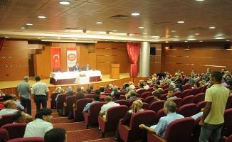 Şanlıurfa Valiliğinde Eylül Ayı Halk Günü Toplantısı