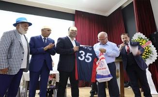 Şanlıurfa'da Türk Futbolunda Alt Yapı ve Çözümleri Konuşuldu