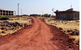 Siverek Kırsalında Çalışmalar Sürüyor