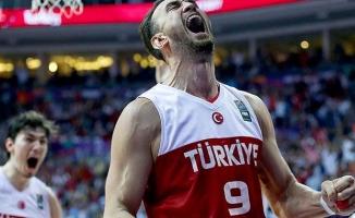 Türkiye. çeyrek final için sahada