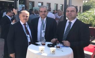 Urfalı Başkanlar Tarihi Kentler Birliği Toplantısı'nda