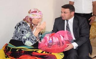 """Viranşehir'de """"Asırlık Çınarlar Gül Yüzleri Olsun"""" projesi"""