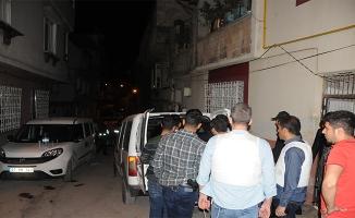 Antep'te firari hükümlü 4 kişilik aileyi rehin aldı