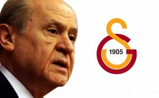 Bahçeli: Galatasaray'ın adı değişsin