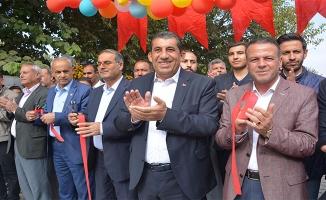 Başkan Atilla, Araç Oto Parkını Hizmete Açtı