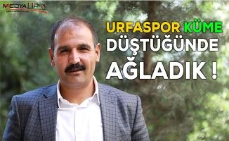 Başkan Yetim: Urfaspor'a sahip çıkın