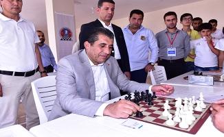 Ceylanpınar Uluslararası Satranç Turnuvasına Katılacak