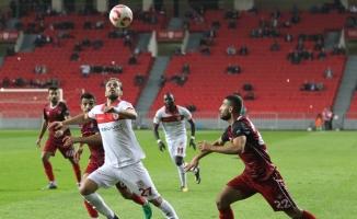 Samsunspor: 3 Gaziantepspor: 0