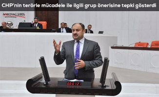 Gülpınar TBMM'de AK Parti Grubu Adına Konuştu.